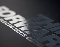 ELECTRONICS BROCHURE / SALES ORGANIZER