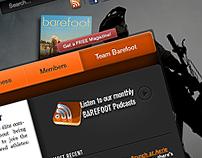 Barefoot Website