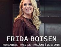 HEMSIDA FÖR FRIDA BOISEN