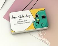 Inna Shilovskaya Accessories branding