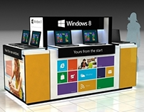 Windows 8 Launch designs