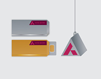Axis Bank Gold & Silver Bar Welcome Kit