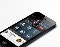 Application iOS Forum NéoMédia Nouveaux Métiers