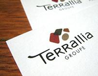 Terrallia identity