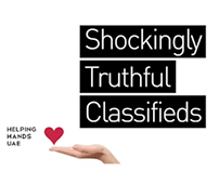 HELPING HANDS | Shockingly Truthful Classifieds