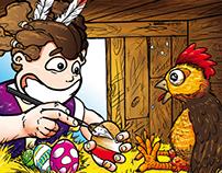 Payol - Easter Greetings / Joyeuses Pâques 2013