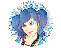 Miss Blue