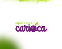 Açaí Gourmet Carioca | Branding & Identidade Visual