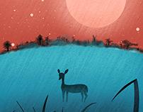 Illustration - Roaming