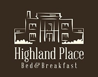 Highland Place Branding Package