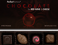 Perfect Partners - Chocolate, Wine & Cheese
