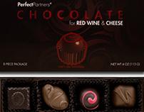 Perfect Partners - Chocolate, Wine & Cheese