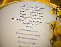 Wedding Stationery- Houston TX