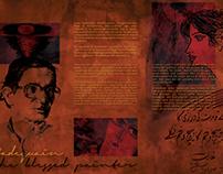 Sadequain - The Blessed Painter - Brochure