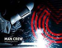 Man Crew - Branding Proposal