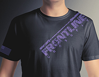Apparel Design - Frontline CrossFit
