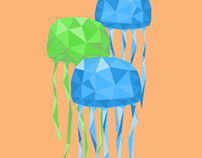 Polygon Jellyfish