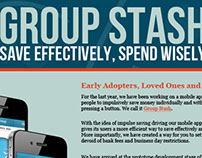 Email Design | Group Stash