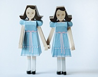 PAPERCRAFT | The Shining