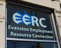 Evanston Employment Resource Center Logo