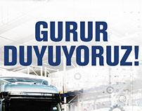 Opet - FMY 'Gurur Duyuyoruz' Campaign