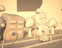 3d Animation trial