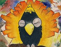 ''The Bird'' illustration
