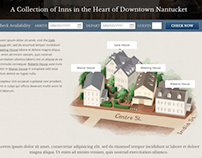 The Roberts Collection | Responsive Site & Illustration