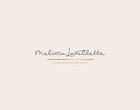 Logo for Melissa Lafollete