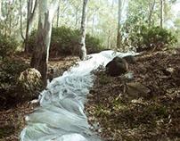 Plastic river