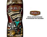 Emerald Nuts - Movember Sponsorship