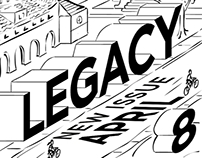 Legacy Magazine - April Promo