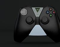 nVidia Shield Console Design