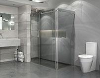 Shower Cabin, Shape-5