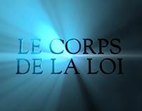Le Corps de la Loi - Université Panthéon Assas