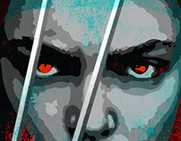 Wolverine Graphic Novel Cover Design