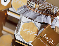 Uniball Honey | Package Design