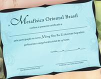 Certificados. Certificates.
