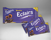 Eclairs Packaging Design