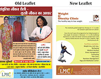 Weightloss Center Leaflet Redesign