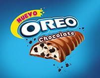 Nuevo Oreo chocolate