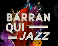 BARRANQUIJAZZ 2018 // #Key Visuals.