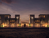 Twins Villas - Qatar