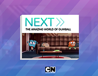 Cartoon Network CHECK IT 5.0 CONCEPT