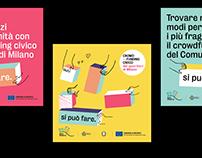 Crowdfunding Civico del Comune di Milano