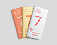 Chocolate Bar Mockup vol.3