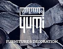 YUMİ Furniture & Decoration Company Rebranding Artwork