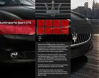 Maserati Website