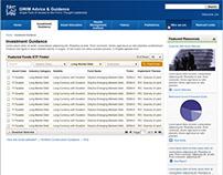 Merrill Lynch GWIM Website