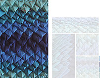 Surface Design and Weaving Explorations